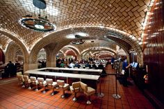 THE 11 BEST 100-YEAR-OLD RESTAURANTS IN NEW YORK CITY...And all of them, like your Grandfather at bingo night, still got it.