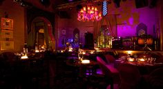JAD MAHAL Supper club and lounge bar along Mohammed VI