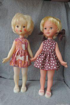 Куклы СССР ,автор Марианна Мотовилова . / Коллекции винтажных кукол и игрушек нашего детства / Бэйбики. Куклы фото. Одежда для кукол