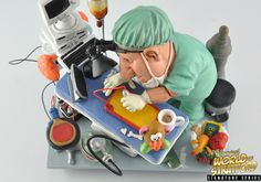 D) Surgeon Gift & Collectible