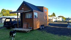 Reject consumerism, clutter and wasted space. Join the tiny houses community.