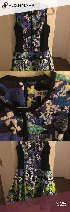 Peter Pilotto for Target dress Peter Pilotto for Target dress. Love the style and the print is bold and fun. Never worn. Peter Pilotto for Target Dresses