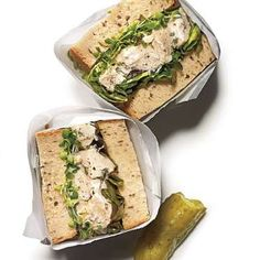 Brown-bag lunches and sandwich nights at home don't have to be boring. Here's a mighty handful of su... - Provided by TIME Inc.