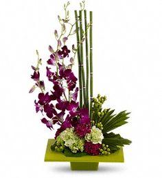 Zen Artistry in Elgin IL - Larkin Floral & Gifts