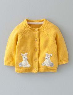 Crochet Pet Cardigan