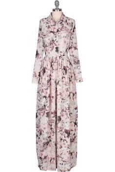 Mayya Maxi Dress - Gardenia