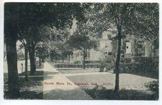 Ligonier Indiana, Main street