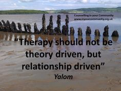 Importance of relationship in counselling