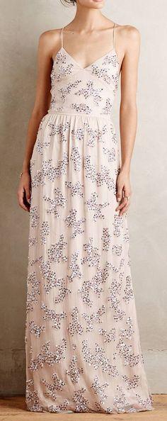 Serena Sequin Gown