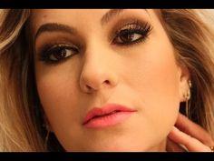 Maquiagem para madrinha de casamento por Alice Salazar