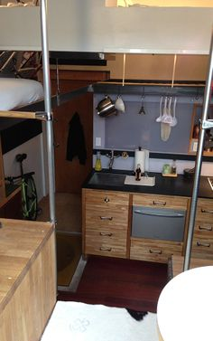 7 | Would You Live In This 182-Square-Foot Micro-Micro Apartment? | Co.Exist | ideas + impact
