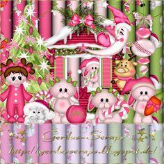 Gerdas Scrap's: Christmas-Scrap-2014-01