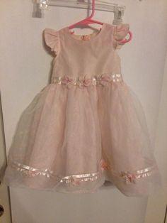 Pageant Wedding Dress- Sz8 Gorgeous! Holiday Euc- Jona Michelle Girl's Party
