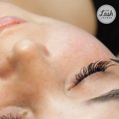 cad088f5570 BEAUTIFUL lashes that look natural! Natural Looking Eyelash Extensions, Lash  Lounge, Individual Lashes
