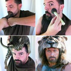 18.) Becoming Hercules.