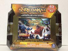 Redakai Championship Set Factory Sealed  www.secondhanddelights