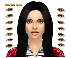 Eyes at Dreaming 4 Sims via Sims 4 Updates