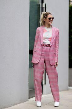Milan Fashion Week Street Style Fall 2018 Day 4 - The Impression