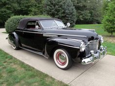 1941 Buick Super Convertible..Re-pin...Brought to you by #CarInsurance at #HouseofInsurance in Eugene, Oregon