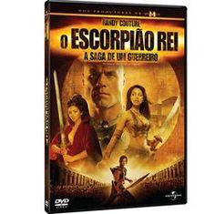 DVD - O Escorpião Rei 2 - A Saga de um Guerreiro