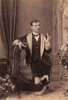 Fred Wilson el chico langosta