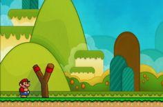 la segunda parte de este juego de Mario al estilo Angry, lanza los caparazones de tortura a las tortugas malas del otro lado, lo complicado de esto es que tenes que tener muy buena puntería para darles y así poder pasar todos los niveles.