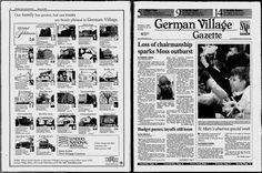 German Village Gazette - Google News Archive Search