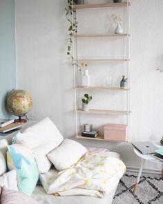 Ein Traum In Pastell! Entdecke Noch Mehr Wohnideen Auf COUCHstyle #living  #wohnen #wohnideen #pastell #einrichten #interior #COUCHstyle