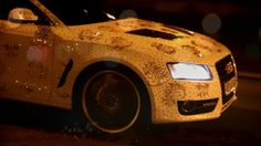 Luxury Swarovski cars