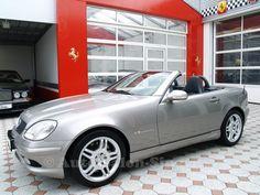 Mercedes-Benz SLK 32 AMG