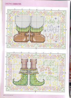 Gallery.ru / Фото #30 - Cross Stitch Card Shop 075 - tymannost