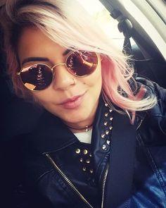 Meu presente é meu auge eu to melhor agora... #segundona #pastelpink #hairpink by anacarolineeoliveira http://ift.tt/1Vfw3tI