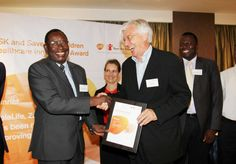 This culminated into Simon and Jane Berry of ColaLife Zambia being awarded the second Healthcare Innovation Award from GSK and Save the Children worth US$370,000 for designing the Kit Yamoyo, a home treatment for diarrhoea.
