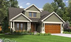 House Plan 2106C -The Wellborn