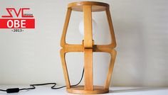 Wooden Lighting Design by SVCDESIGN