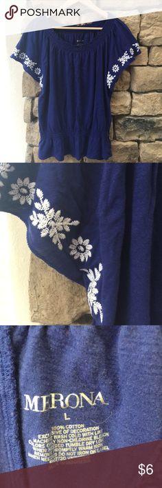 Tunic Tee Good condition Merona Tops Tees - Short Sleeve