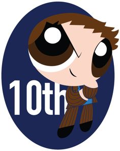 10th Doctor: Counting down the Days till the 50th