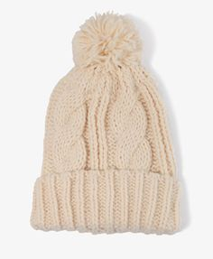 Purl Knit Beanie | FOREVER21 - 2027706003