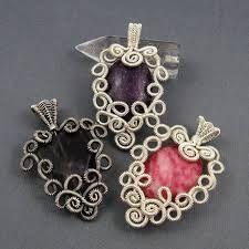 Αποτέλεσμα εικόνας για pinterest crochet jewelry