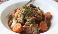 Crock Pot Beef Pot Roast - best beef pot roast!  www.getcrocked.com