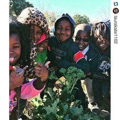 RG @greenheartchs These kids know best - eat your #veggies! #becooleatveggies #farmtoschool #eatmoreveggies #Repost @laurakate1102  March is National Nutrition Month! Take a lesson from these guys and make sure to eat all of your veggies (including broccoli)!  #charlestongood
