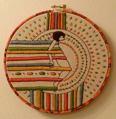embroidery hoop art interests me.