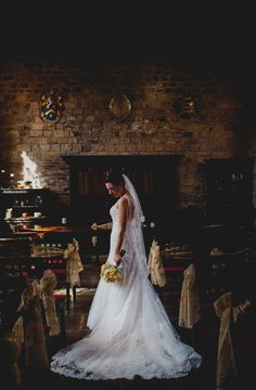 Katie and Christopher's DIY York Wedding with Vintage a Red Beetle. By Toast of Leeds
