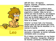 Las verdades de los signos zodiacales. - Taringa!