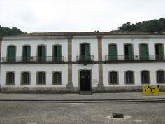 Antiga Cadeia Pública. Santos/SP.