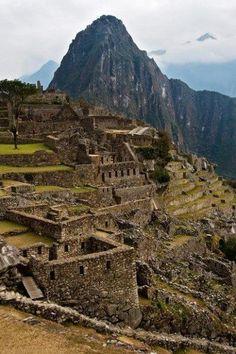 Machu Picchu – Cuzco, Peru