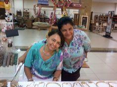 Josiane e Sara também presentes na FEARC dia das Mães 2015.