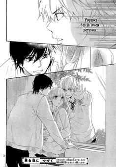 Manga Watashitachi ni wa Kabe ga Aru Capítulo 5 Página 33