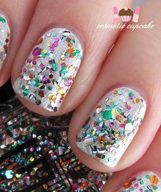 #fashion #nails #chic