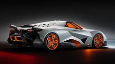 In Defense Of The Batshit Insane Lamborghini Egoista - LGMSports.com